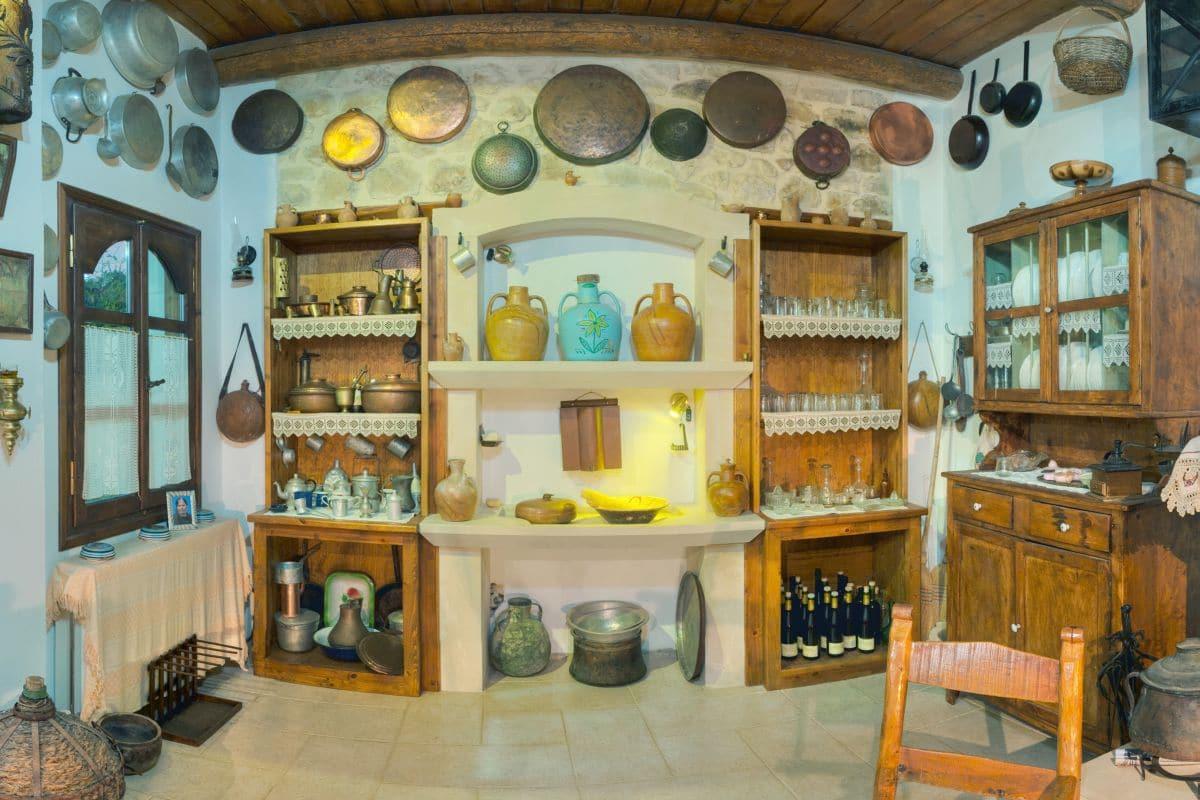 Λαογραφικό μουσείο -Το σπιτι του Πολιου,στο Αστερι Ρεθυμνου Poliou-house-museum-013